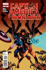 Captain America and Iron Man 2012 #635