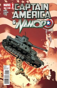 Captain America and Namor 2012 #635