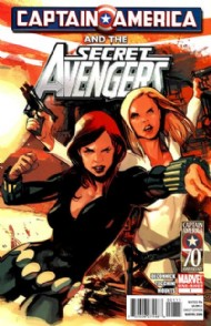 Captain America and the Secret Avengers 2011 #1