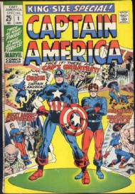 Captain America Annual 1971 - #1