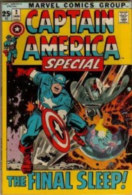Captain America Annual 1971 - #2
