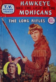 Hawkeye and the Last of the Mohicans 1958 - 1959 #1