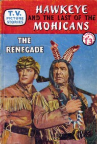 Hawkeye and the Last of the Mohicans 1958 - 1959 #2