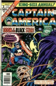 Captain America Annual 1971 - #3