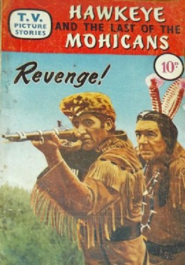 Hawkeye and the Last of the Mohicans #4