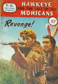 Hawkeye and the Last of the Mohicans 1958 - 1959 #4