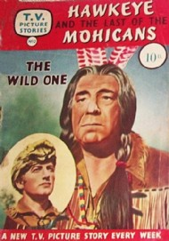 Hawkeye and the Last of the Mohicans 1958 - 1959 #5