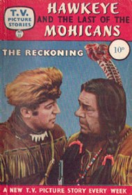 Hawkeye and the Last of the Mohicans 1958 - 1959 #6