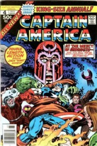 Captain America Annual 1971 - #4