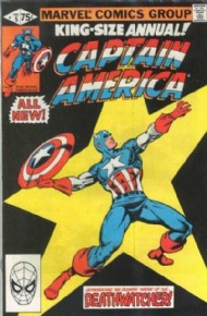 Captain America Annual 1971 - #5
