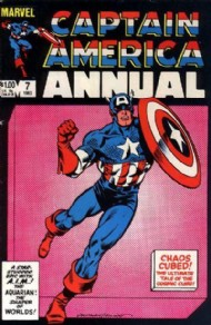 Captain America Annual 1971 - #7