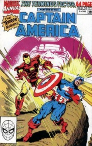 Captain America Annual 1971 - #9
