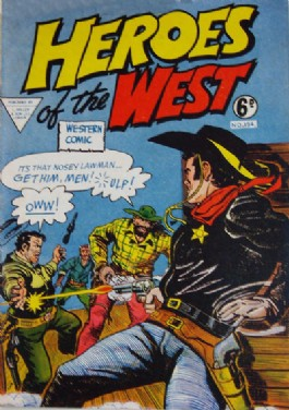 Heroes of the West #154