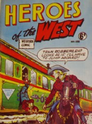 Heroes of the West 1959 #158