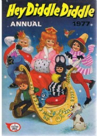 Hey Diddle Diddle Annual  #1977