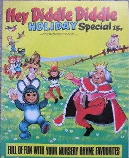 Hey Diddle Diddle Holiday Special #1972
