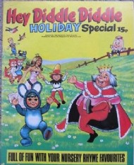 Hey Diddle Diddle Holiday Special 1972 - 1973 #1972