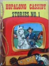 Hopalong Cassidy Stories 1950s #1