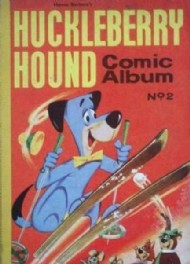 Huckleberry Hound Comic Album 1961 - 1963 #2