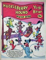 Huckleberry Hound Winter Extra 1964 #1964