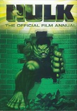 Hulk the Official Film Annual #1984