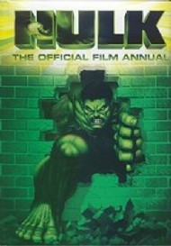 Hulk the Official Film Annual 1984 #1984