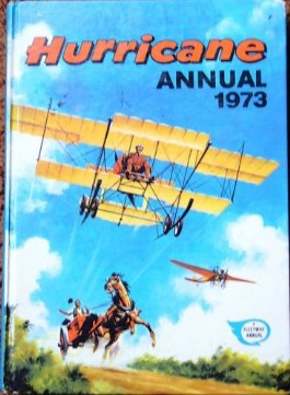 Hurricane Annual #1973