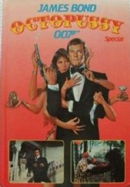 James Bond 007 Octopussy Special  #1983