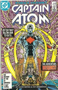 Captain Atom (2nd Series) 1987 - 1991 #1