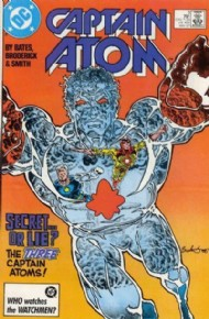 Captain Atom (2nd Series) 1987 - 1991 #3