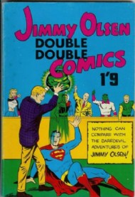 Jimmy Olsen Double Double Comics 1970 #1