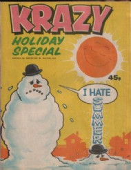 Krazy Holiday Special  #1980