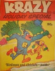 Krazy Holiday Special  #1982
