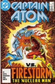 Captain Atom (2nd Series) 1987 - 1991 #5