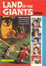 Land of the Giants Annual  #1970