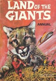 Land of the Giants Annual  #1971