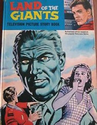 Land of the Giants Television Storybook  #1969
