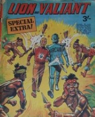 Lion and Valiant Special Extra  #1970