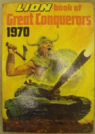 Lion Book of Great Conquerors  #1970