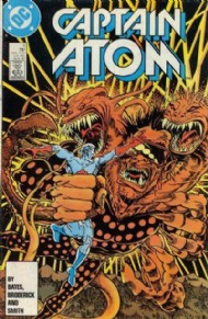 Captain Atom (2nd Series) 1987 - 1991 #6
