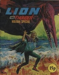Lion Summer/Holiday Special  #1972