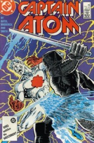 Captain Atom (2nd Series) 1987 - 1991 #7
