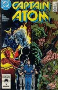 Captain Atom (2nd Series) 1987 - 1991 #9