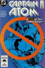 Captain Atom (2nd Series) 1987 - 1991 #10