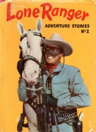 Lone Ranger Adventure Stories  #1959