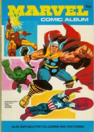 Marvel Comic Album (2nd Series)  #1975
