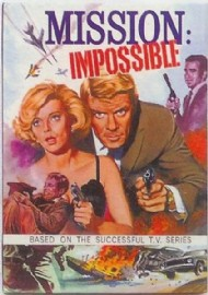 Mission Impossible Annual  #1968