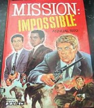 Mission Impossible Annual  #1972