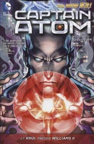 Captain Atom: Evolution 2012