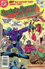 Captain Carrot and His Amazing Zoo Crew 1982 - 1983 #2